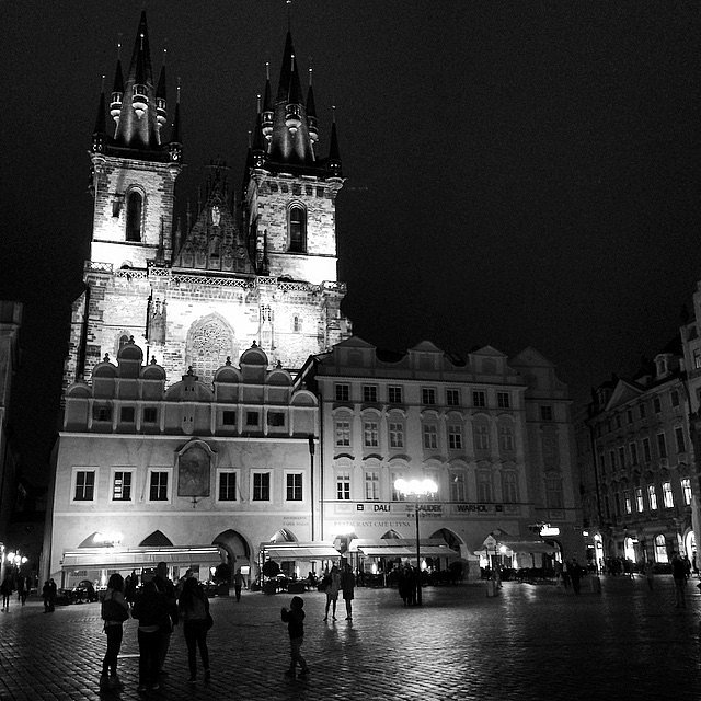 Magical. #Europe #RoadTrip #Travel #Photographers #Praga #Checos #LU #LetsExplore #NG #BN