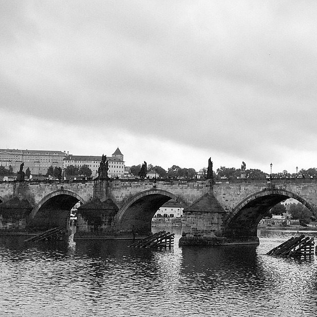 Bridge. #Europe #RoadTrip #Travel #Photographers #Praga #Checos #LU #LetsExplore #NG #BN