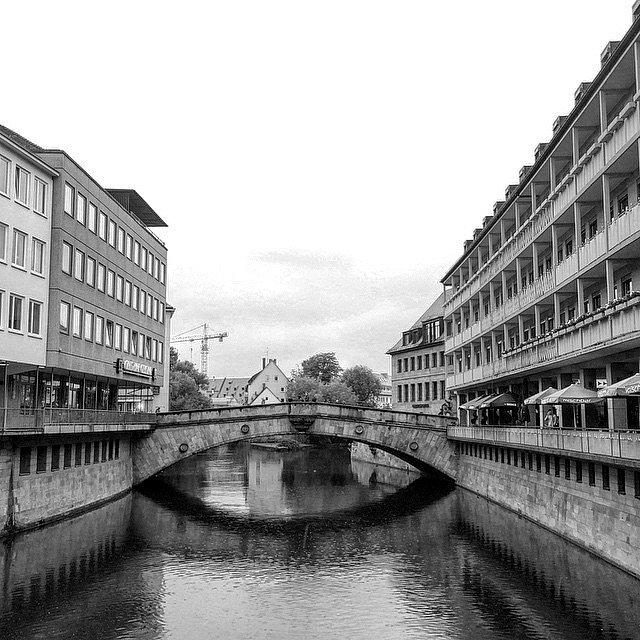 Brüke. #Europe #Germany #Nuremberg #RoadTrip #Travel #Photographers #BN #LU #Bridge