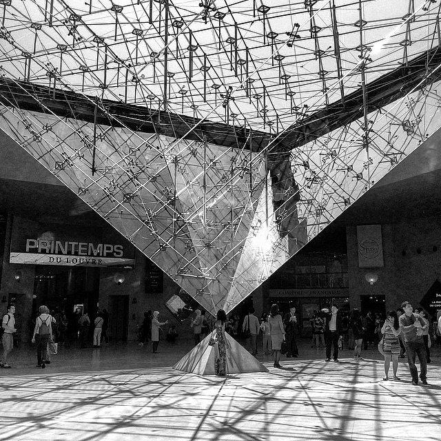 The end. #Paris #Musée #Louvre #BN #LU